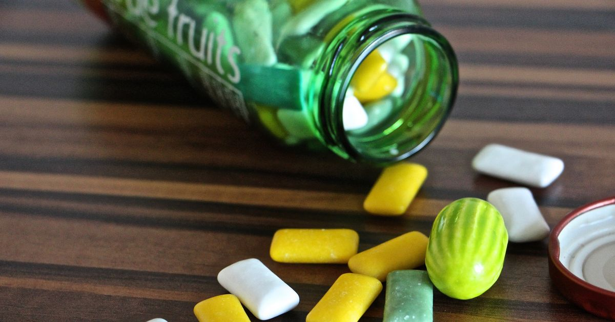 chewing-gums