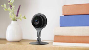 Caméra de surveillance pour chien